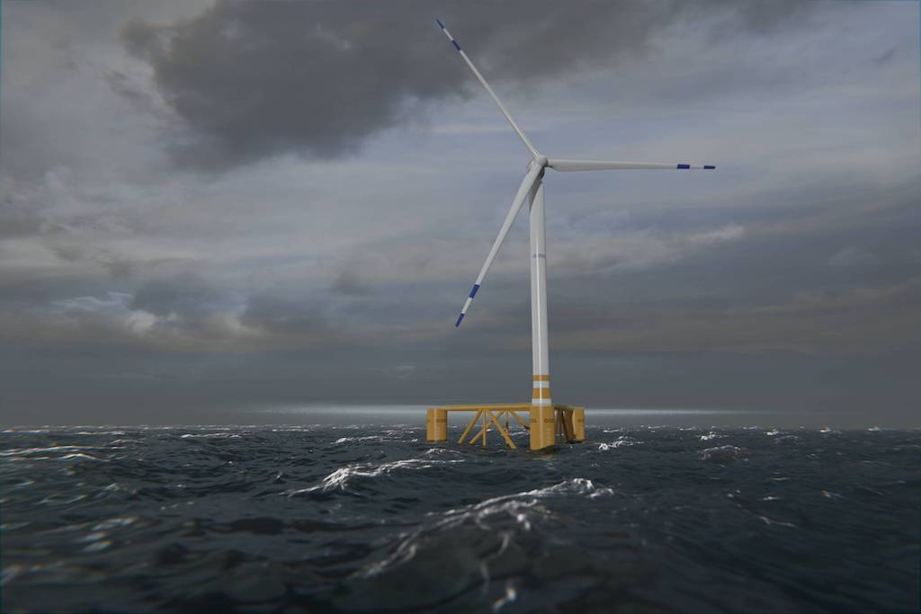 How an offshore drilling contractor ended up in the renewable business
