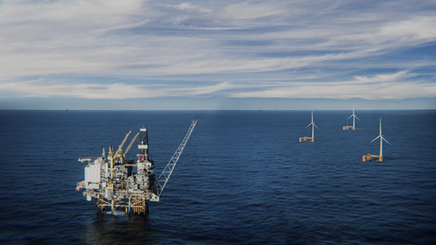 Odfjell Oceanwind receives Enova grant for maturing full scale Mobile Offshore Wind Unit contracts