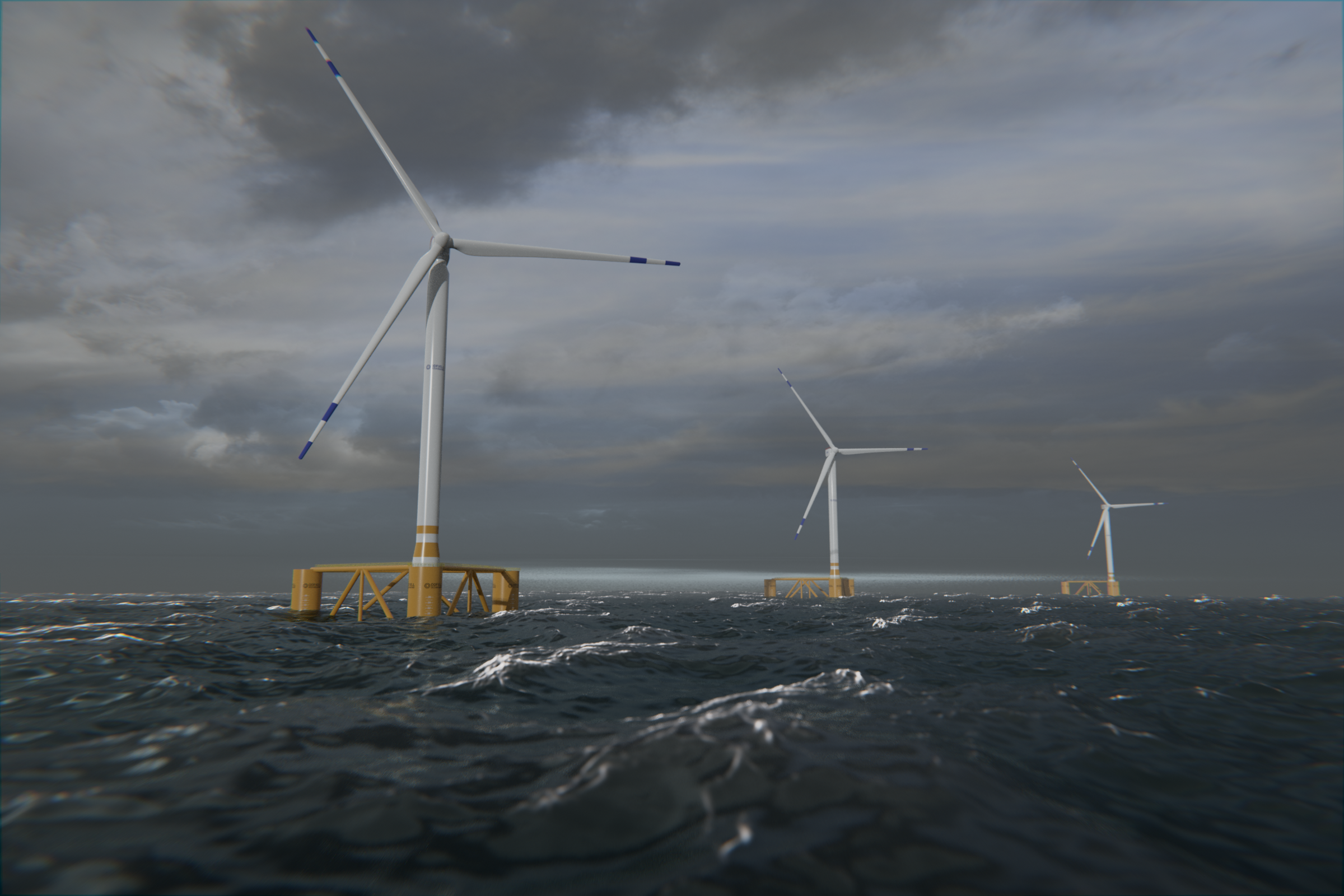 Odfjell Oceanwind, Siemens Gamesa, Siemens Energy sign MoU on floating Mobile Offshore Wind Units